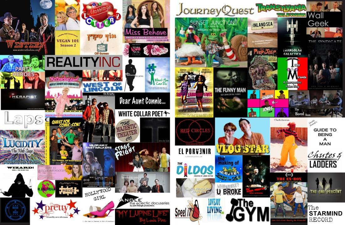 Logos LA Webfest